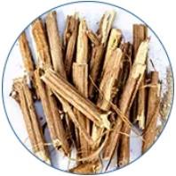 Extracto de la raíz de ashwagandha